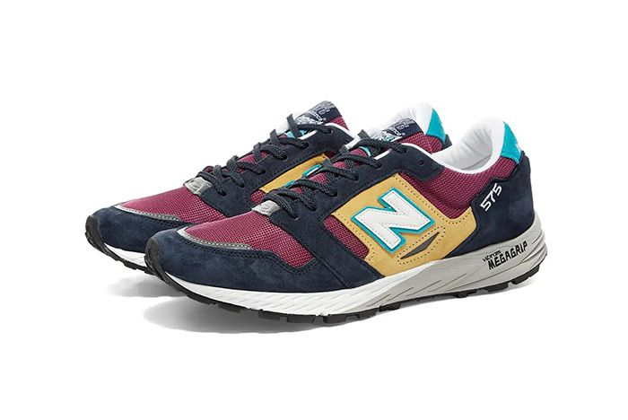 New Balance 575 Recount Made In England Front Angle