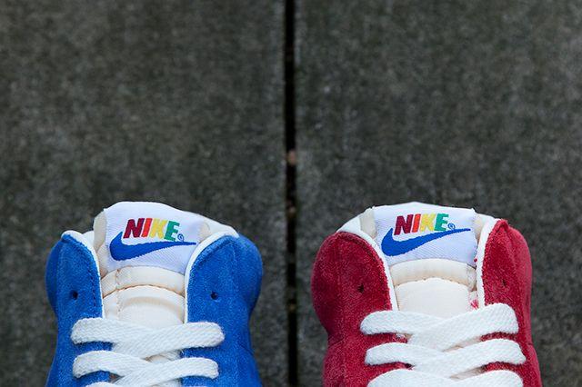 Nike Blazer Mid Premium Qs Pack 7
