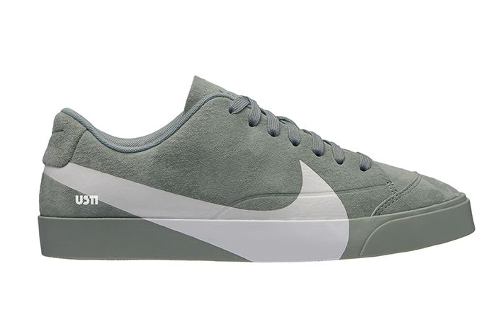 Nike Blazer City Low Xs 1