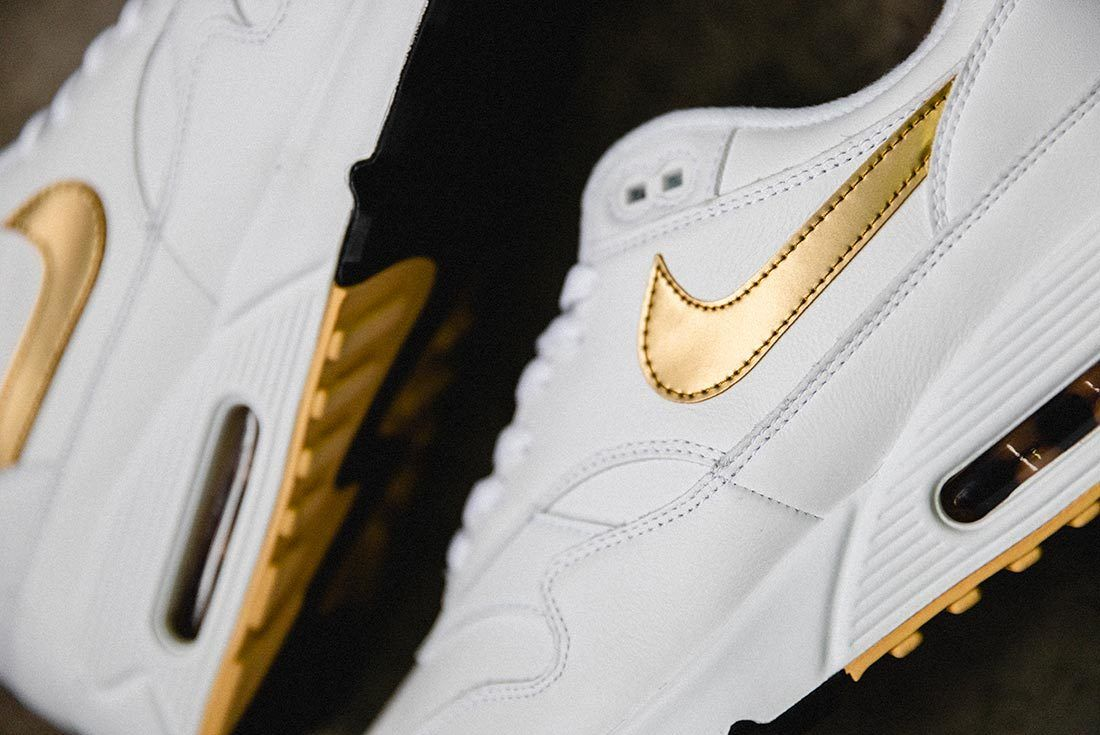 Gold-Standard Nike Air Max 90 Hybrids Are Available Now - Sneaker ...
