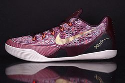Nike Kobe 9 Em Villian Red Thumb