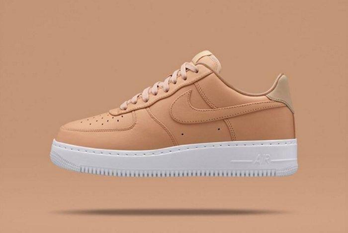 Nike Air Force 1 Low Vanchetta Tan 3