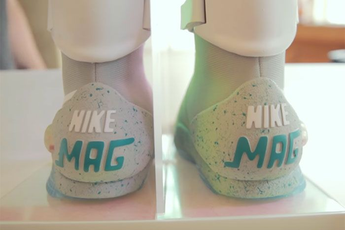 Nike Mag Unboxing 2