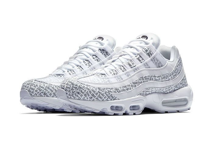 Nike Air Max 95 Just Do It White 1