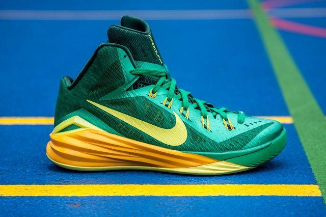 Nike Hyperdunk 2014 Foot Locker Green 3