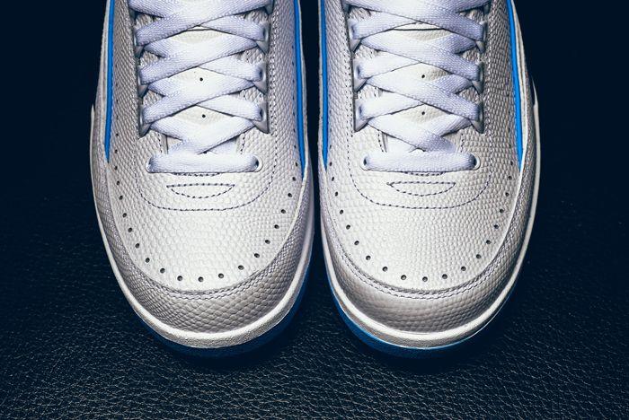 Air Jordan 2 Low Unc2