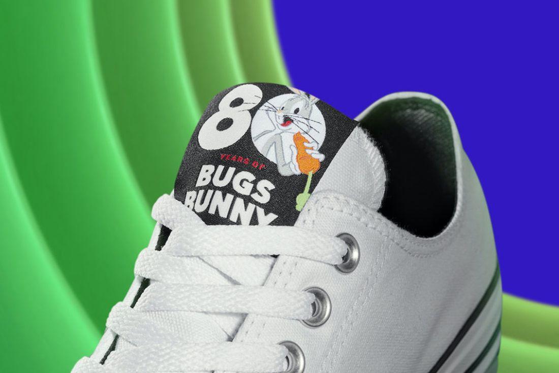 converse x bugs bunny collection