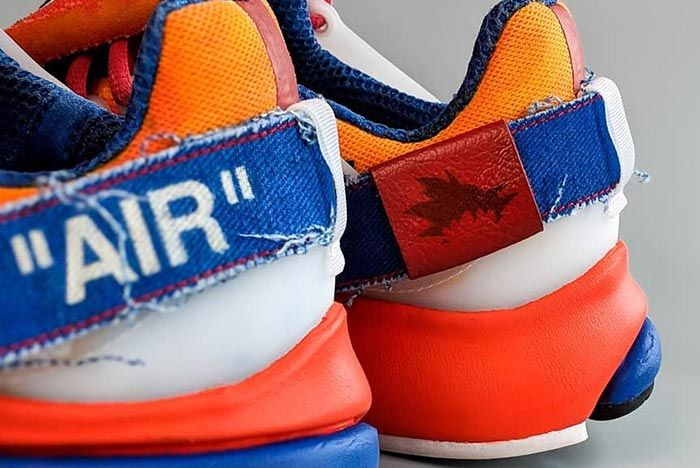 Is This The Best Dbz Off White Custome Yet 5