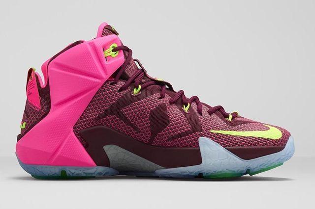 Nike Lebron 12 Double Helix 3