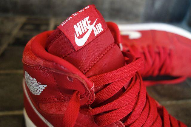 Air Jordan 1 High Gym Red 4