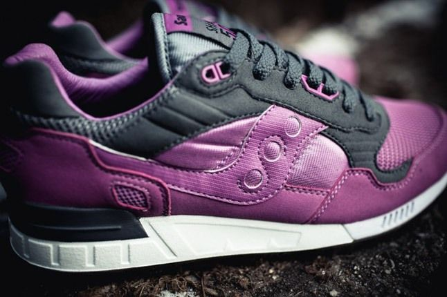 Saucony X Solebox Three Brothers Part 2 Purple Lateral 1