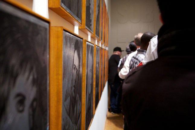 Shepard Fairey Printed Matters Exhibition Recap 4 1