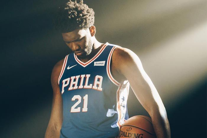 Is Joel Embiid Signing With Under Armour