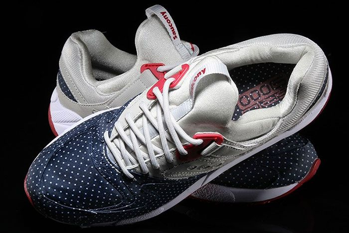 Saucony Grid 9000 Microdot 7