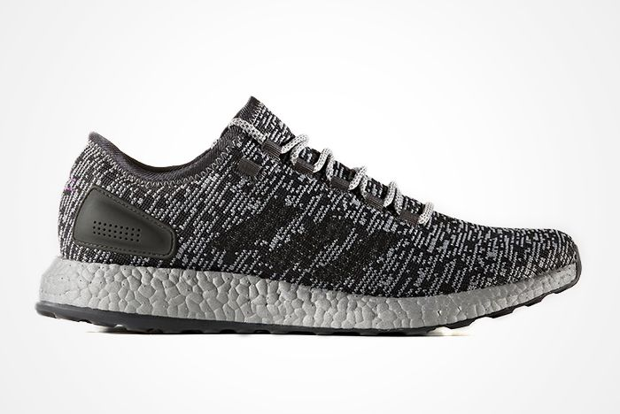 Adidas Pure Boost Silver Feature