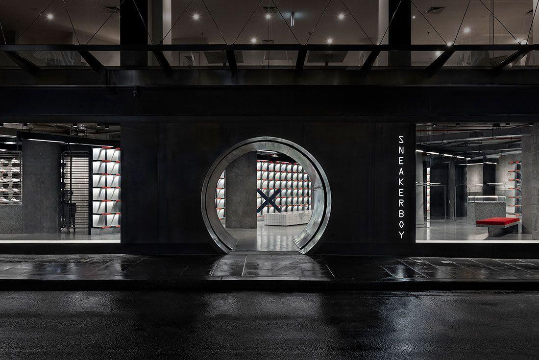 Melbourne Exterior Empty