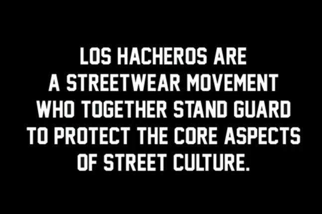 Los Hacheros Project Statement Promo 1