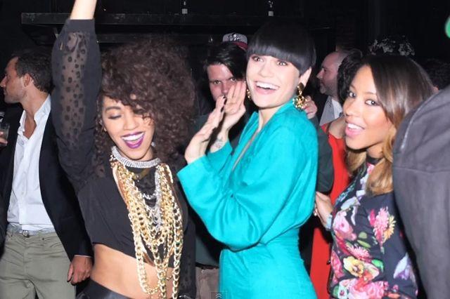 Diadora G Shock Grammy After Party 3