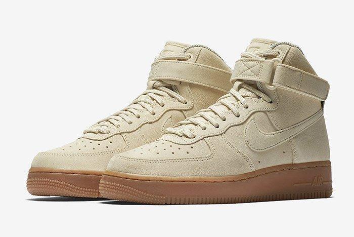 Nike Air Force 1 High Ivory Gum 6