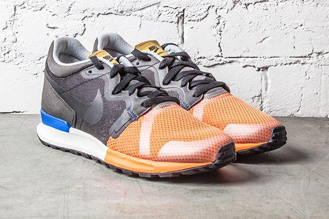Nike Berwuda Mid Black Atomic Orange