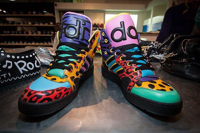 Jeremy Scott Adidas Laced 3 1