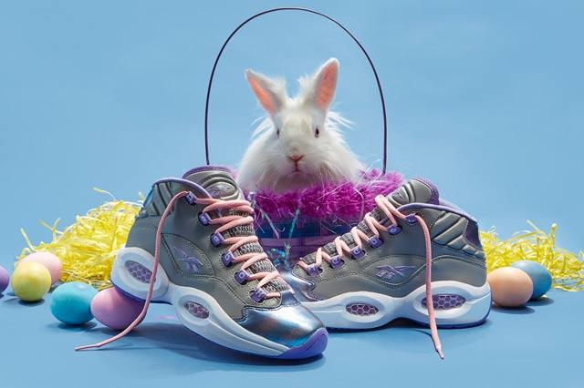 Reebok Question Mid Easter 7