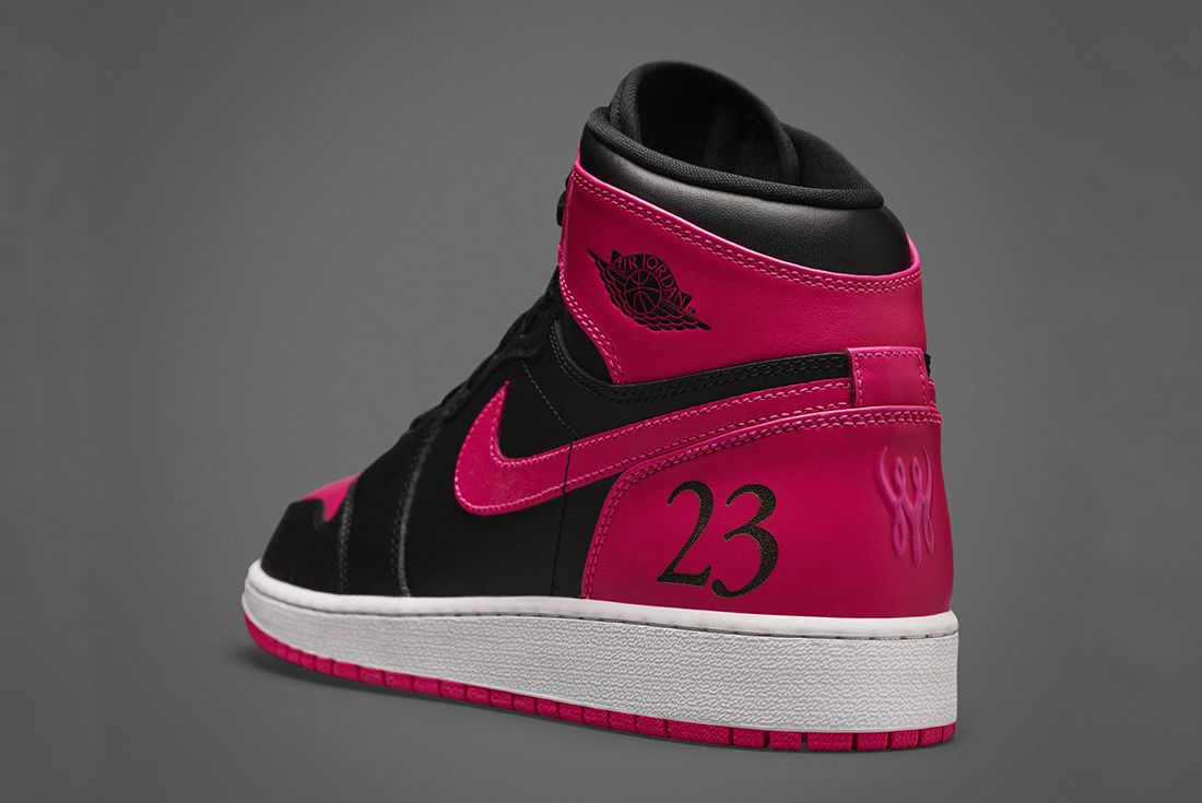 Serena Williams X Air Jordan Collection 5 1