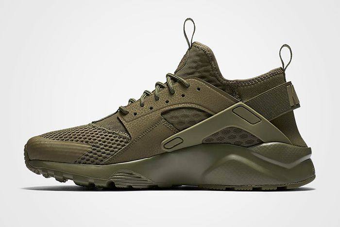 Nike Air Huarache Military Green 3