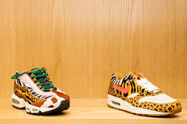 Atmos Nike Am1 Animal Camo Launch Recap Store Past Colabs2 1