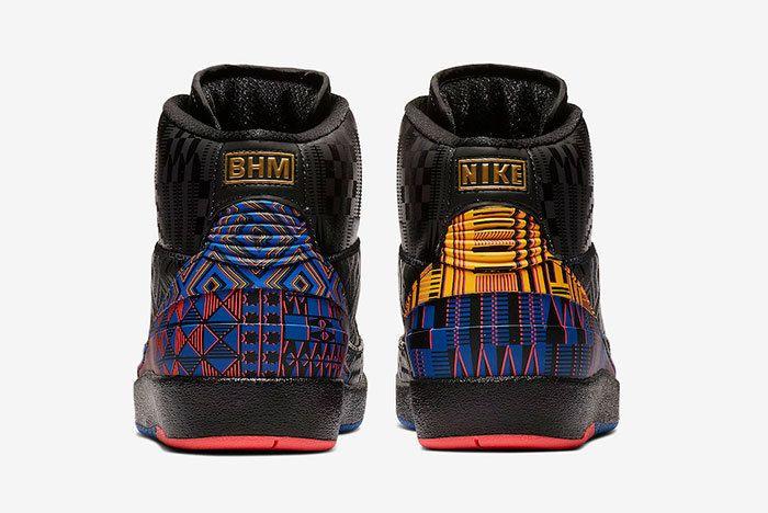 Air Jordan 2 Bhm Black History Month Bq7618 007 Release Date Price 5