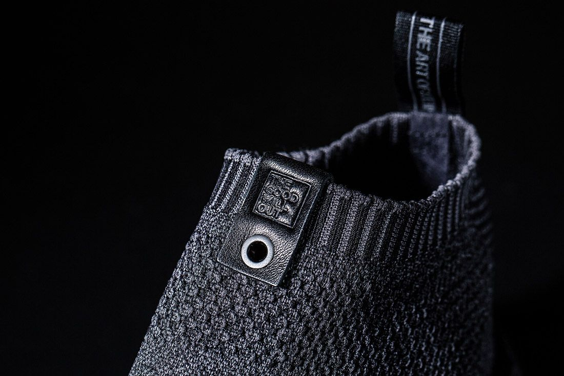 Adidas Nmd Cs1 Pk The Good Will Out Black 4 1