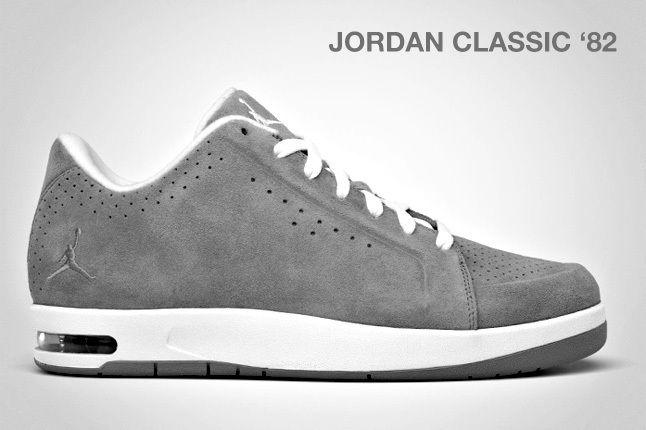 Jordan Classic 82 Grey 1