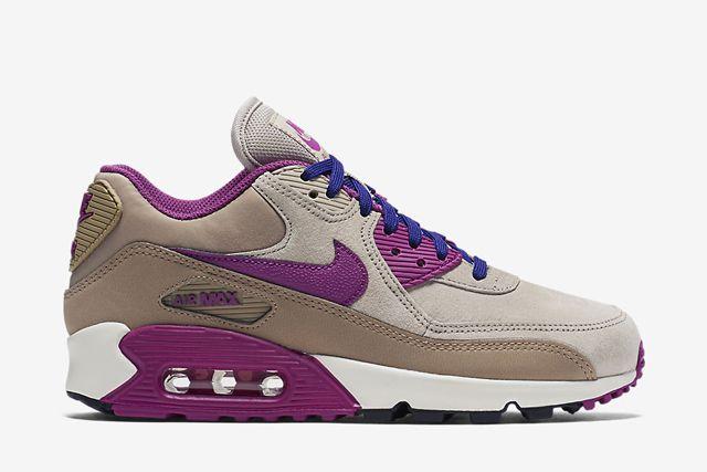 Nike Am90 Wmns Lilac 1