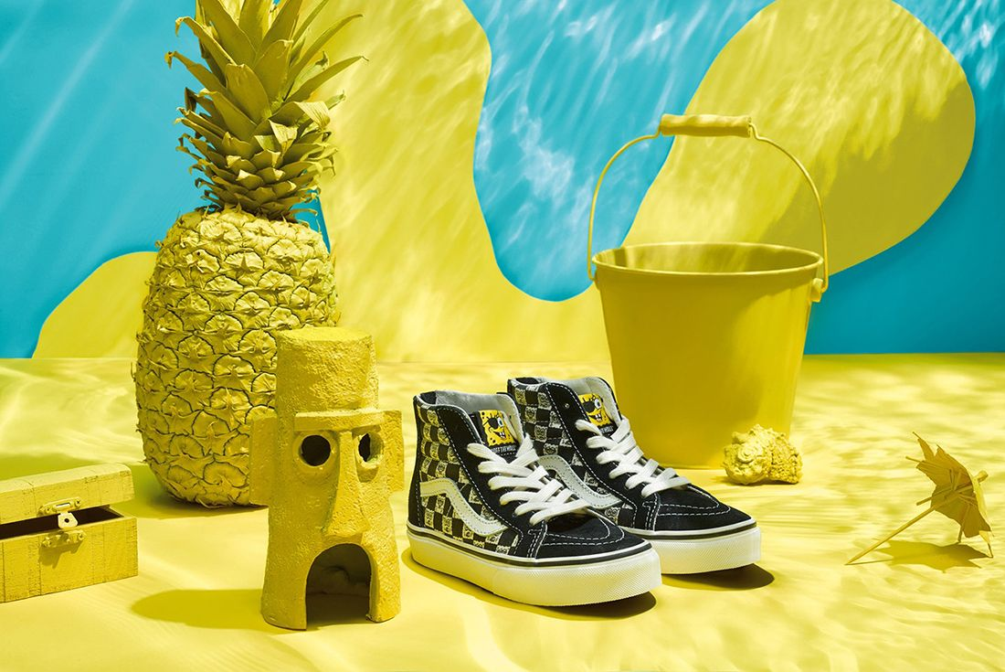 Vault By Vans X Spongebob Collab 5