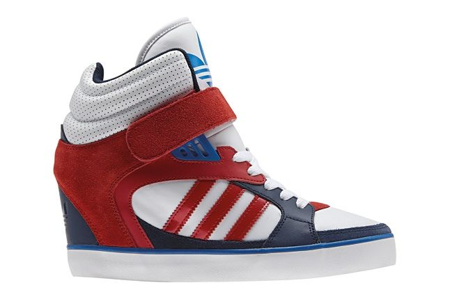 Adidas Originals Fw13 Sneaker Wedges Amberligh Up Pack Red Nvy Profile 1