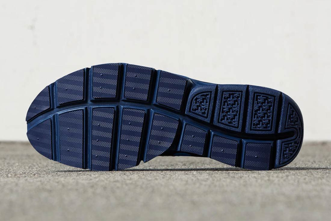 Nike Sock Dart Breathe Midnight Navy 4