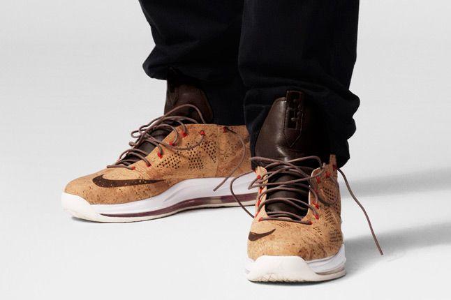 Nike Sports Wear Lebron Cork On Feet 1