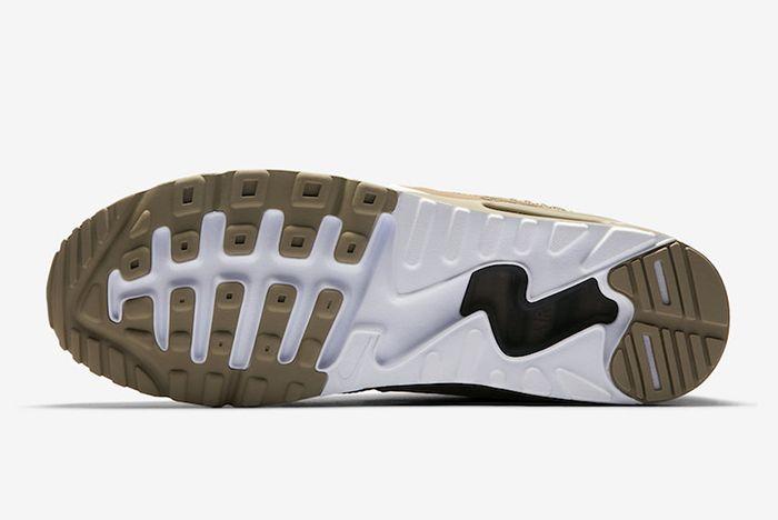 Nike Air Max 90 Ultra 2 0 Se Woven Khaki6