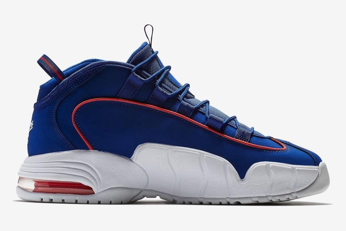 Nike Air Max Penny 1 Lil Penny 5 Sneaker Freaker
