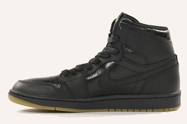 Air Jordan 1 Retro High Og Black Gum 2