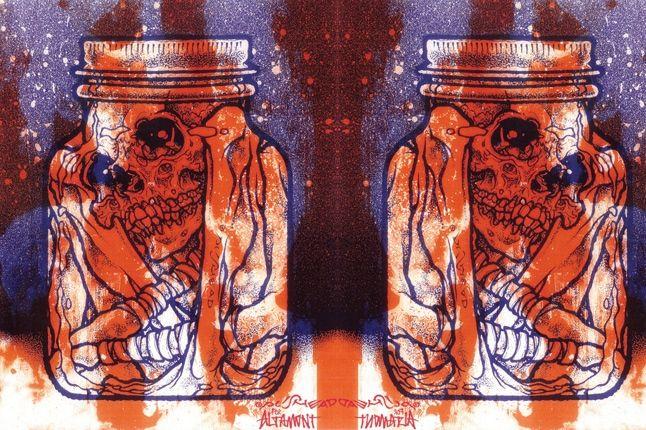 Altamont Pushead Jar 1
