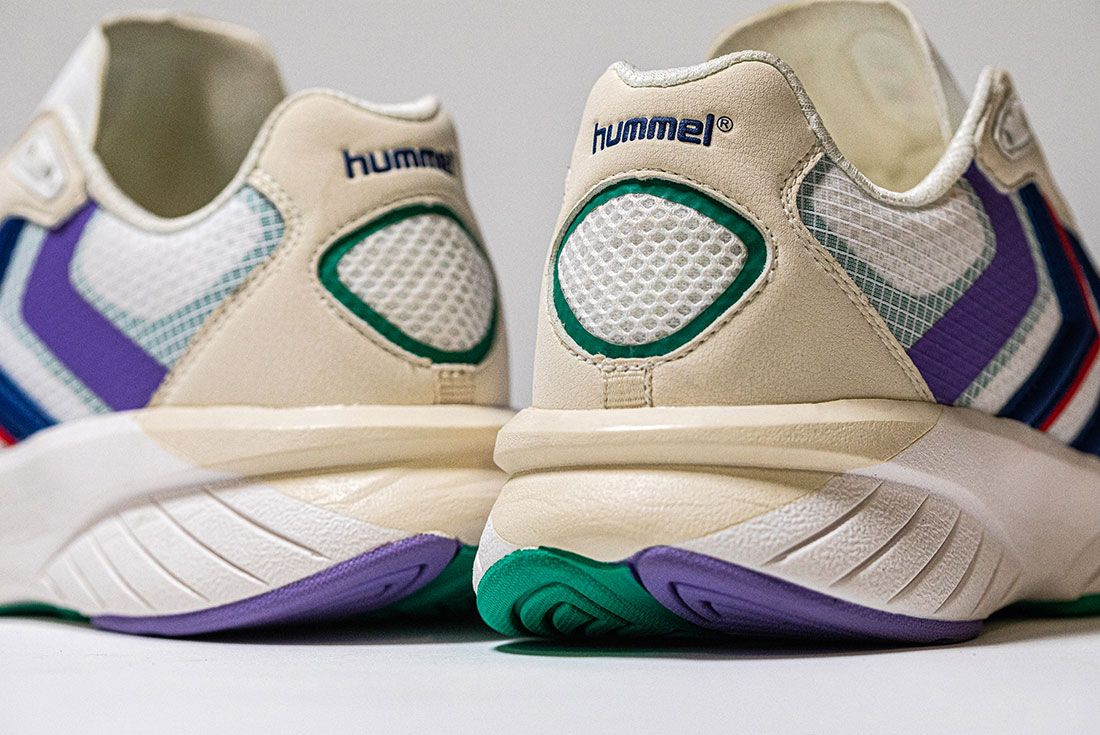 hummel HIVE Reach LX 6000 Archive 9208 Heel