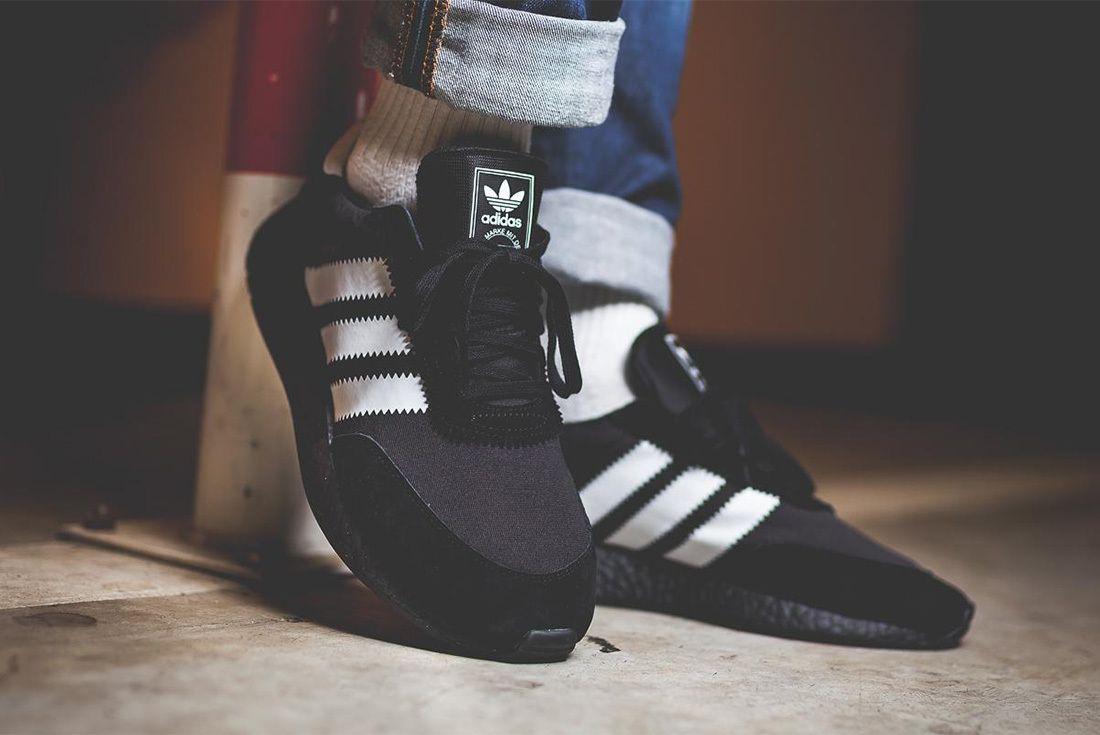 Adidas I 5923 Iniki Runner Core Black Ftwr White Copper Sneaker Freaker 6