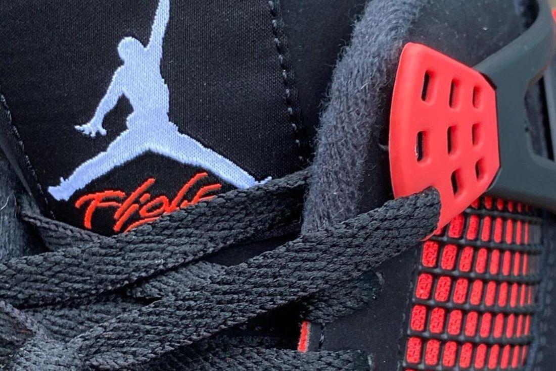 Air Jordan 4 'Red Thunder' leak