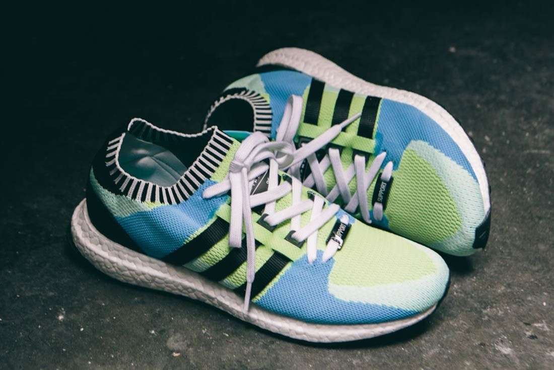 Adidas Eqt Support Primeknit Pack 6