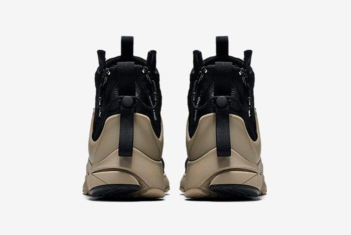 Acronym Nike Air Presto Mid Black Bamboo 2