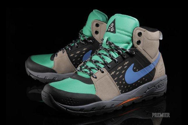 Nike Air Alder Mid Gamma Green Distance Blue 2