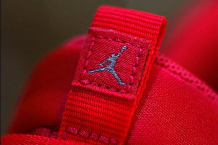 Jordan Trunner Crimson Red 7