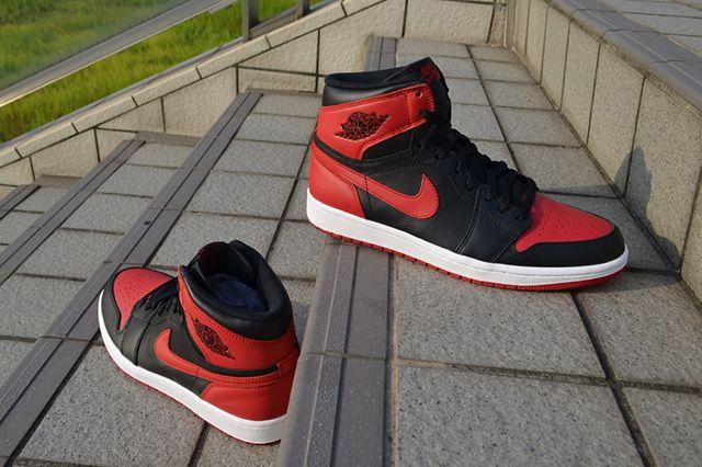Air Jordan 1 High Og Bred 6
