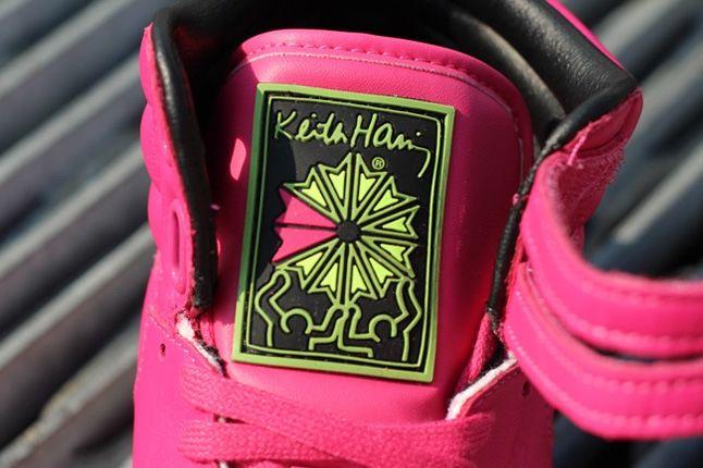 Keith Haring Foundation Reebok Freestyle 1